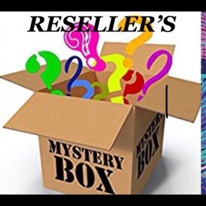 Mystery box for resellers